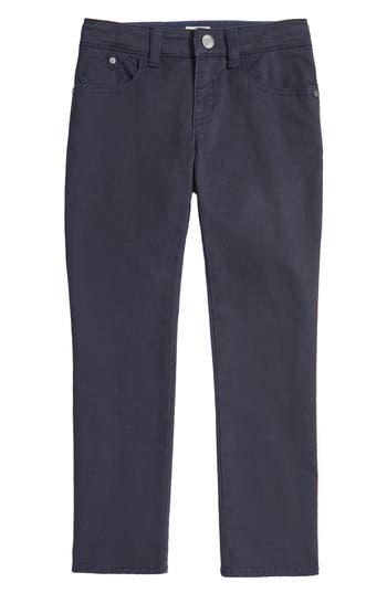 Boys Armani Junior Stretch Cotton Chino Pants