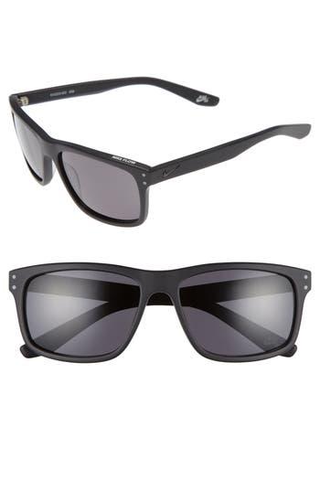 Nike Flow 5m Sunglasses - Matte Black