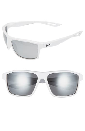 Nike Legend 65Mm Multi-Sport Sunglasses - White