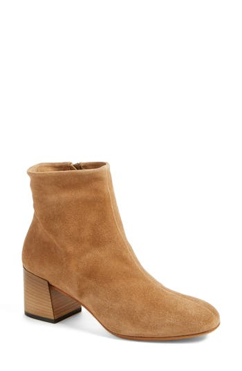 Alberto Fermani Crista Bootie, Brown