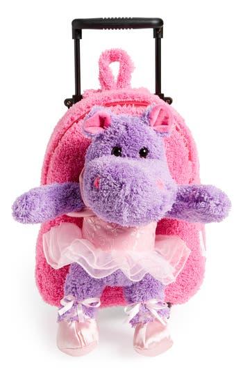 Toddler Popatu Trolley Rolling Backpack Set