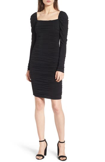 Bailey 44 Heir Apparent Body-Con Dress, Black