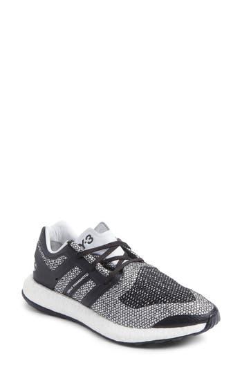 Y-3 Pureboost Sneaker, Black