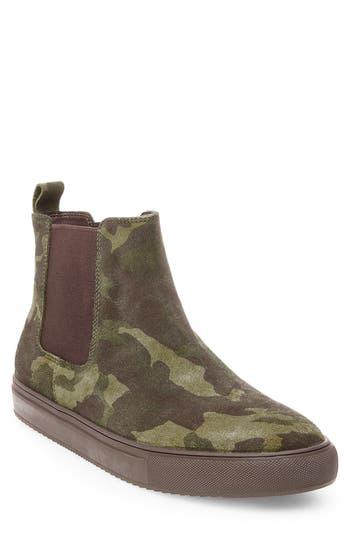 Steve Madden Dalston Chelsea Boot, Green