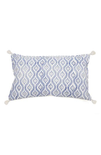 Pom Pom At Home Dali Accent Pillow, Size One Size - Blue