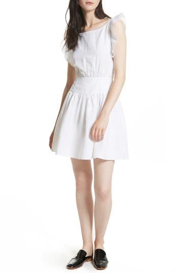 Free People Erin Minidress, White