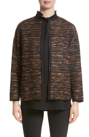 Women's Lafayette 148 New York Alexa Tweed Jacket