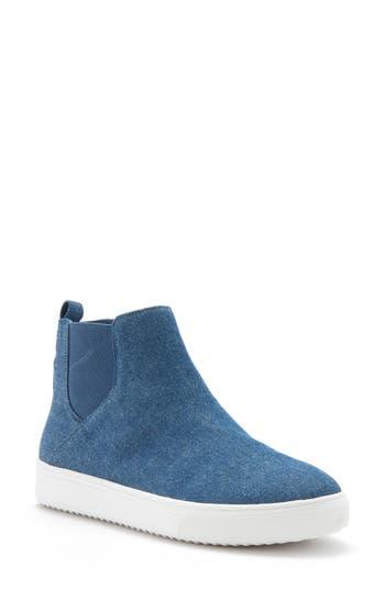 Blondo Baxton Waterproof Sneaker, Blue