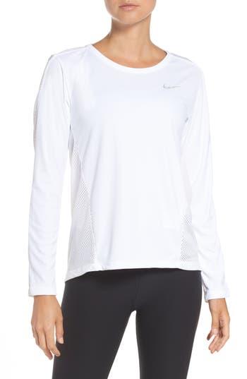 Nike Dry Core Tee, White