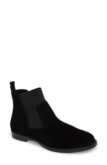 Bella Vita Rayna Chelsea Boot N - Black