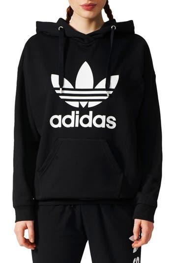 Adidas Originals Logo Hoodie, Black