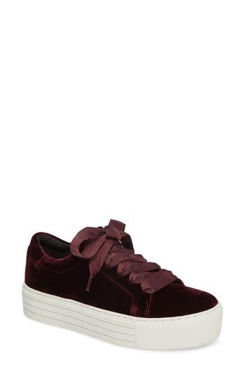 Kenneth Cole New York Abbey Platform Sneaker- Purple