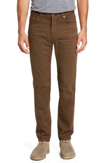 Men's Billy Reid Slim Straight Leg Pants