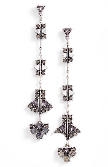 Women's Treasure & Bond Linear Drop Earrings