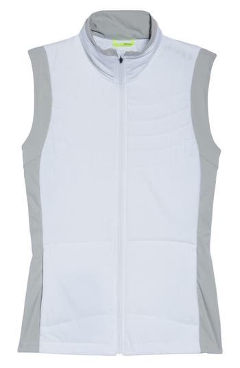 Brooks Cascadia Thermal Vest, White
