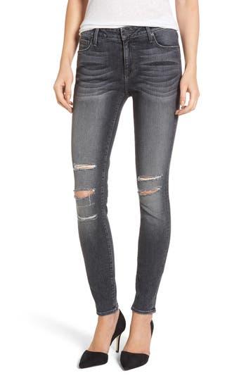 Kam Mid-Rise Skinny Jeans