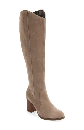 Sole Society Benedict Over The Knee Boot, Brown