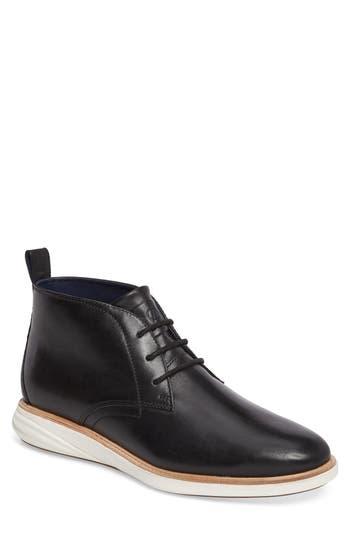 Cole Haan Grand Evolution Chukka Boot, Black