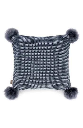 Ugg Snow Creek Genuine Shearling Pillow, Size One Size - Blue