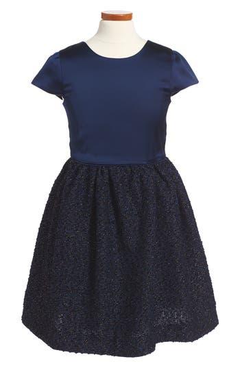 Girl's Oh My Satin Dress
