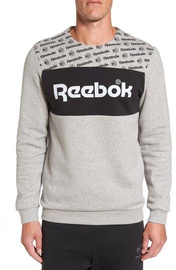 Men's Reebok Graphic Crewneck Sweatshirt