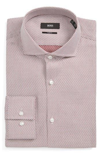 Men's Boss Jason Slim Fit Dress Shirt