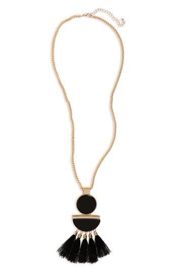 Women's Cara Tassel Pendant Necklace