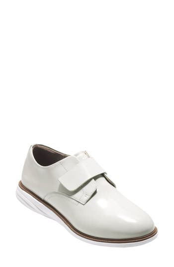 Cole Haan Grandevolution Oxford Sneaker B - White