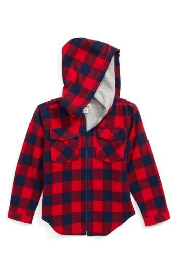 Boy's Hatley Flannel Jacket
