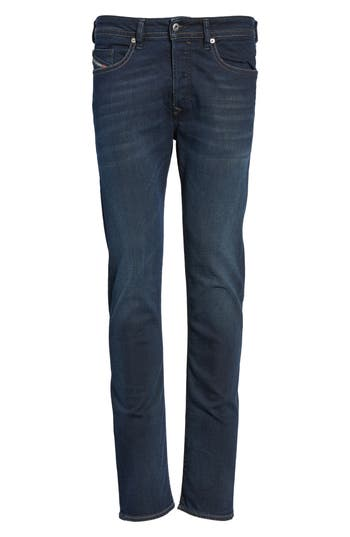 Diesel Buster Slim Straight Fit Jeans, Blue