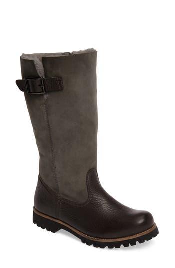 Blackstone Ol04 Tall Boot Grey