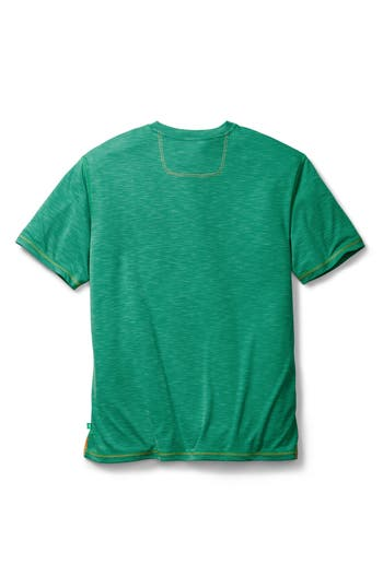 Men's Tommy Bahama 'Paradise Around' Crewneck T-Shirt, Size XXX-Large - Green