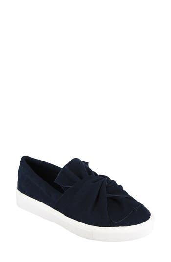 Mia Zahara Slip-On Sneaker, Blue
