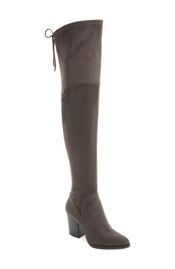Marc Fisher Ltd Adora Over The Knee Boot, Grey