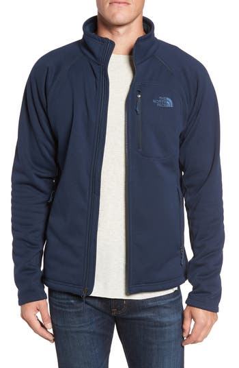 Men's The North Face Timber Zip Jacket, Size Small - Blue