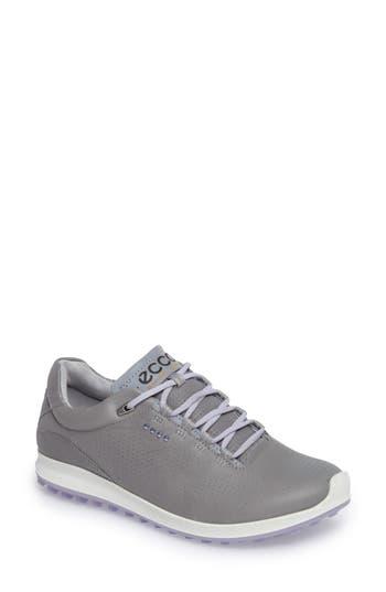 Ecco Biom 2 Hybrid Water-Repellent Golf Shoe, Grey
