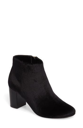 Bella Vita Klaudia Ii Block Heel Bootie, Black