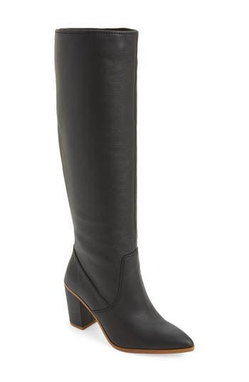 1.state Paiton Knee High Boot, Black