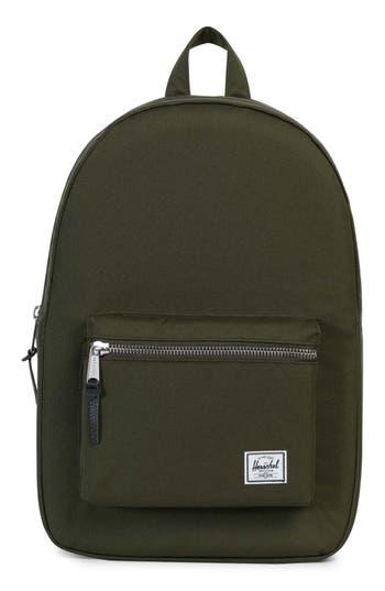 Herschel Supply Co. Settlement Backpack - Green