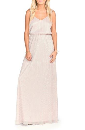 Women's Show Me Your Mumu Kendall Blouson Maxi Dress