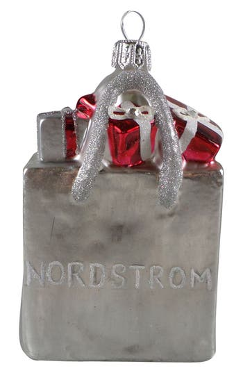 Nordstrom At Home Nordstrom Shopping Bag 2017 Ornament