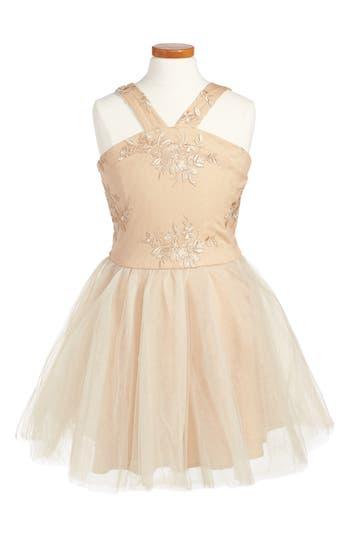Girl's Miss Behave Stephanie Dress