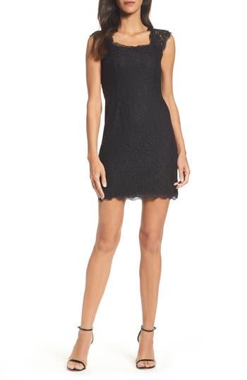 Women's Adrianna Papell Lace Sheath Dress