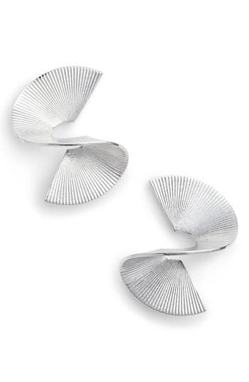 BIKO Solarwave Small Stud Earrings