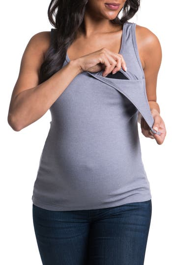 Bun Maternity Maternity/Nursing Tank