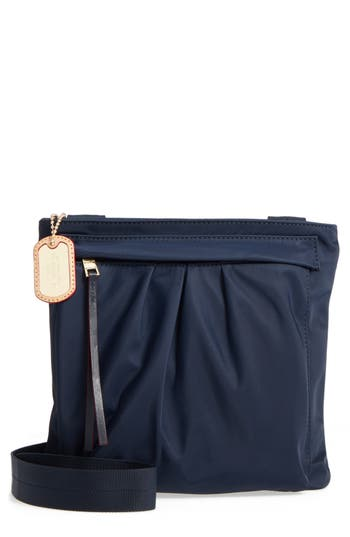 Mz Wallace Jordan Bedford Nylon Crossbody Bag - Blue