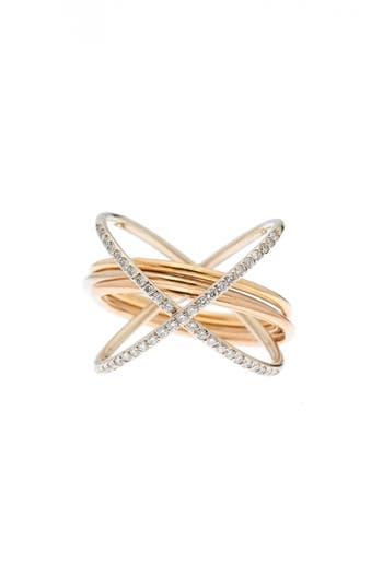 Charlotte Chesnais XXO Diamond Ring