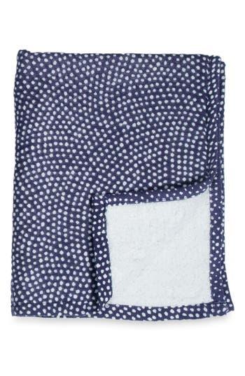 Uchino Zero Twist Print Hand & Hair Towel, Size One Size - Blue