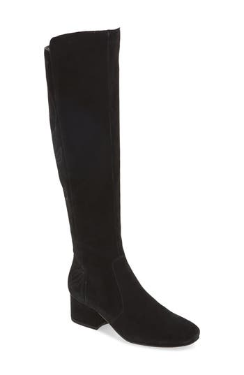 Marc Fisher Ltd Tawnna Knee High Boot, Black