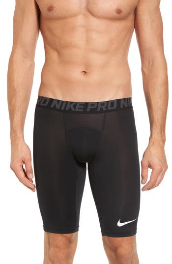 Nike Pro Compression Shorts, Black